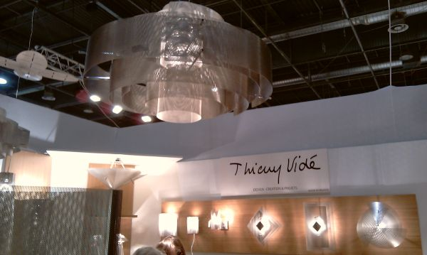 Thierry Vide Leuchten Metall