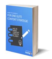 Hanbuch Content Marketing Strategie