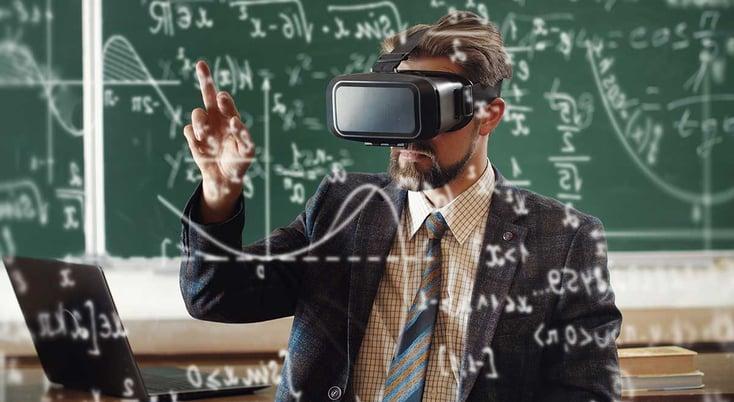 3 Vorteile von Virtual Reality fuer die Online-Bildung