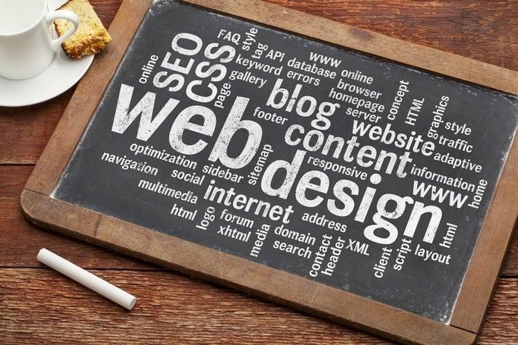 Modernes Webdesign vs. Traditionelles Webdesign für Inbound Marketing