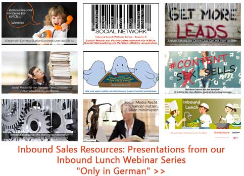 Overview of our Inbound Lunch